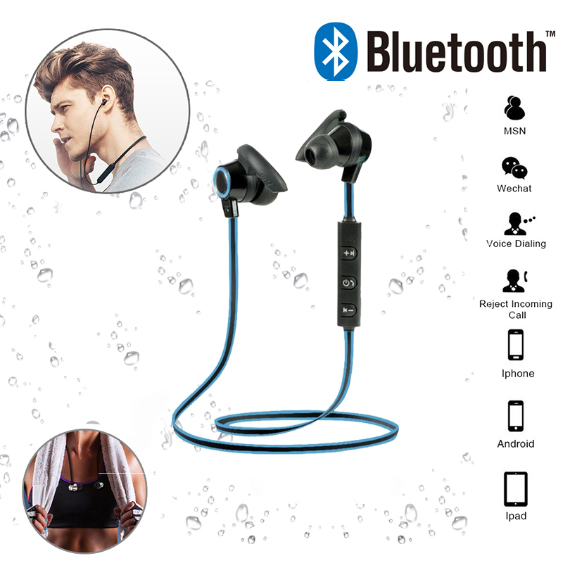 NEW Magnetic Attraction Bluetooth Earphone Sport Headset Fone De Ouvido For IPhone Samsung Xiaomi Ecouteur Auriculares VS S530