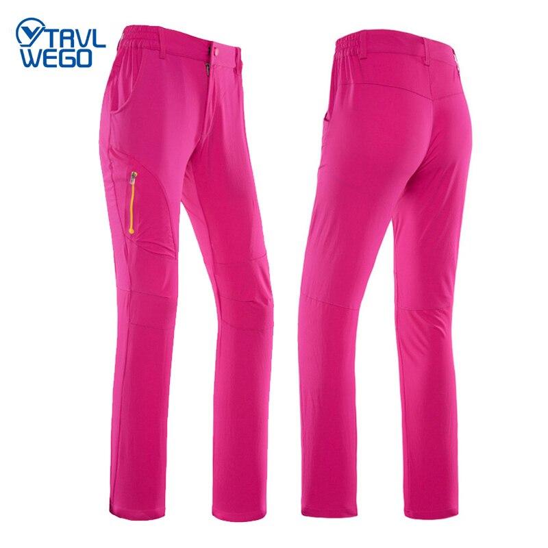 TRVLWEGO летние походные спортивные походные брюки, дышащие быстросохнущие Походные штаны для альпинизма, бега, походов, женщин