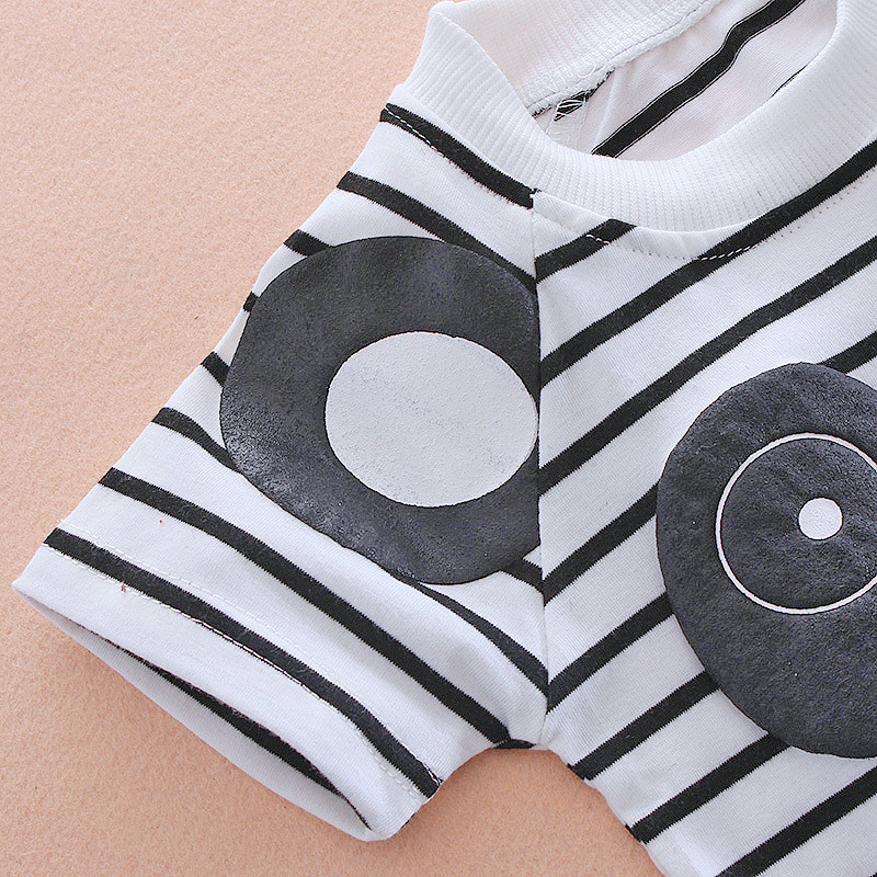 2020 Long Sleeve SUMMER Children Clothing Baby Girls T-shirt+Jeans Outfit Kids Clothes Girls Sport Suits For Girls Sets 1-4 Year 4