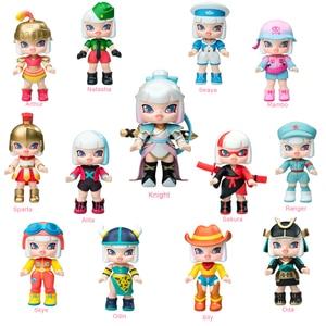 Image 2 - Robotime Blind Box Europe Girl  Action Unboxing Toys Figure Model Dolls Exotic special Gift for Children,Kids,Adult