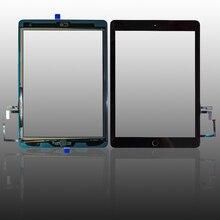 Getestet Gut Für iPad Air1 Touchscreen Glas Digitizer & Adhesive + home flexcable abgeschlossen A1474 A1475 A1476