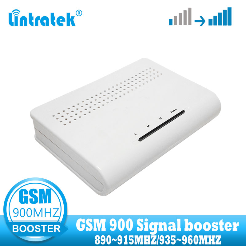 Lintratek GSM 900Mhz 2G Signal Booster Repeater Celluar Mobile Phone 900 GSM Signal Repeater Communication Call  Amplifier