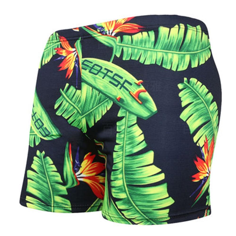 Big Size Men Male Swim Pool Swimming Suit Swimwear Bathing Boxer Shorts Beach Trunks Briefs Swimsuit Boys Summer Beach Wear