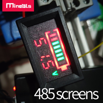 Convertidor RS485 para JK BMS-Módulo LCD 2