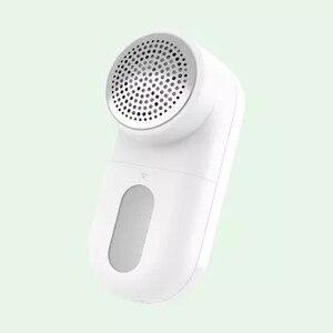 Image 5 - חדש Mijia מיני USB טעינת מוך Remover 1300mAh חשמלי בגדי סוודר בד מכונת גילוח נקי ולהסיר שיער כדורי