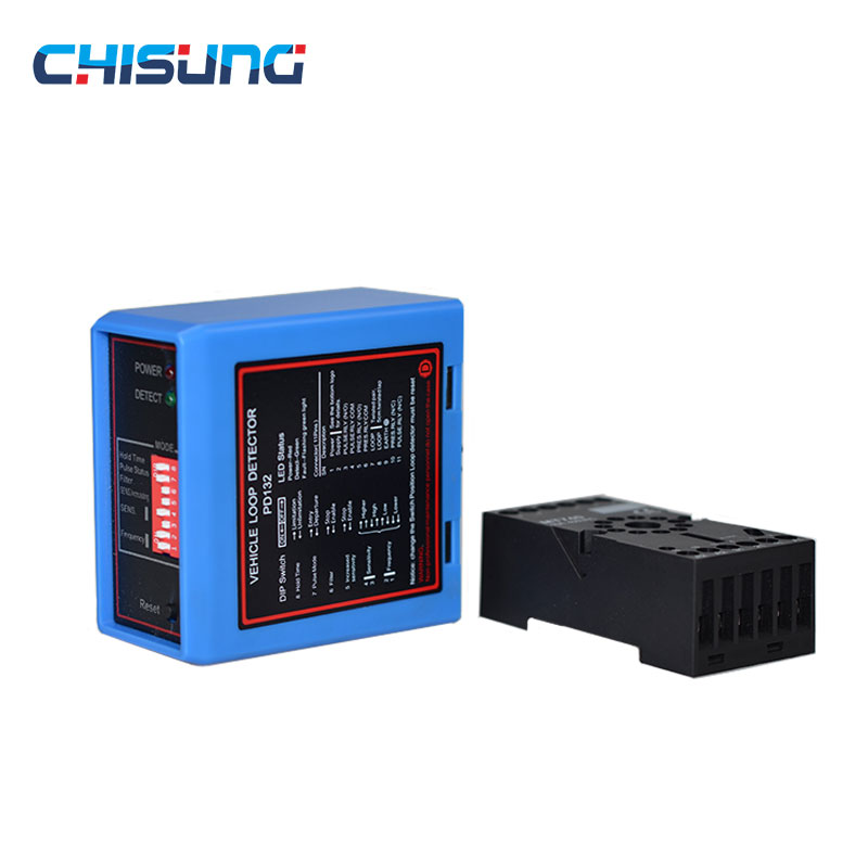 AC110V Or 220V Or DC24V Hight Quality Vehicle Loop Detector