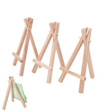 Wooden Easel Card-Stand-Display-Holder Art-Painting Artist-Supplies Drawing Kids Mini
