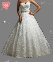 JIN IS YARN lace flower Sweetheart White Ivory Fashion Sexy 2019 Wedding Dress es for brides plus size maxi size 2 24W