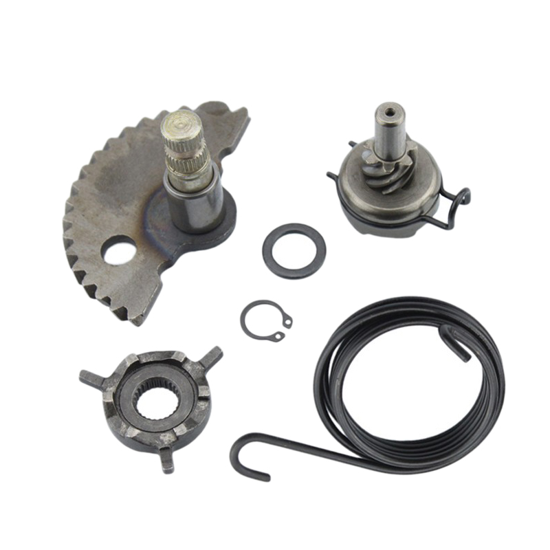 Starter Shaft Kit Engine Claw Mounting Kit For Gy6 Engine 50Cc 60Cc 80Cc 139Qmb