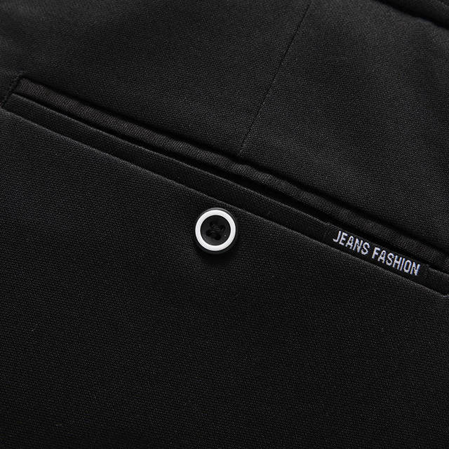 Men's Suit Pants Spring and Summer Male Dress Pants Business Office Elastic Wrinkle Resistant Big Size Classic Trousers Male 6