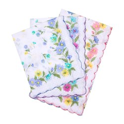 Etteggy women's handkerchief (set of 6 pcs) 45452-1