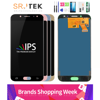 TFT Screen For Samsung GALAXY J5 2017 LCD Display J530 LCD Display J530F Touch Digitizer Glass Assembly Can/Can't Adjust