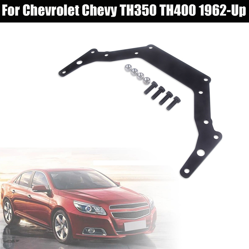 Transmission Adapter Plate Gearbox Gasket for Chevy 1962 Up Th350 Th400 Bop To Car Accessories Transmission Rebuild Kits     - title=