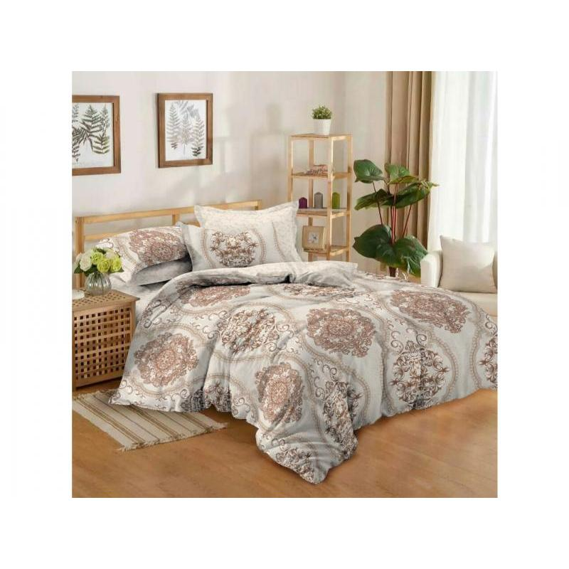 Bedding Set double Amore Mio, Melissa, beige bedding set double amore mio lace