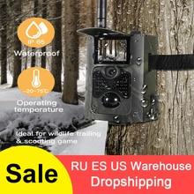 HC-550A/550M Hunting Camera Wildlife Surveillance Night Vision  Trap Camera Infrarouge 1080P 16MP Photo Video цена и фото