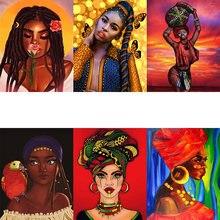 Горячая Распродажа красивые африканские женские фотографии сделай