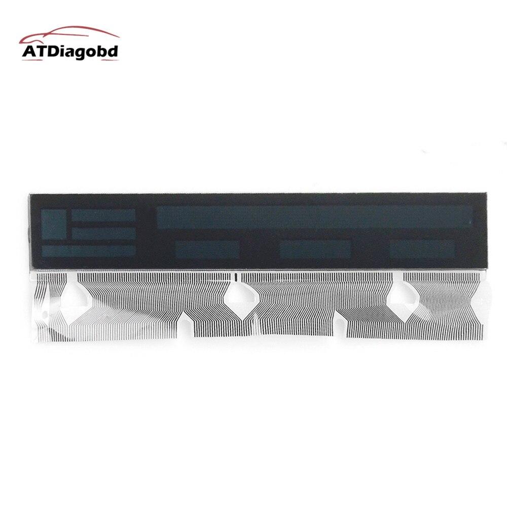 Recém-lcd cabo de fita de pixel, durável, conveniente, instrumento de velocímetro, reparo de lcd e pixel para bmw e38 e39 x5 e53 #277278