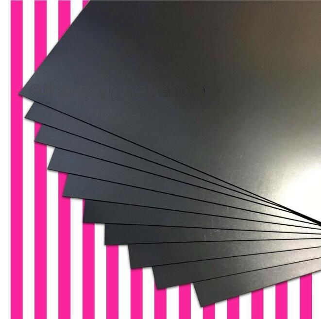 Size A5 1mm Thickness Magnetic Rubber Sheet For Spellbinder Dies/Craft Thin And Flexible 1/3/5pcs You Choose Quantity