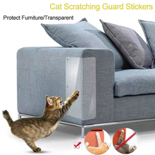 2 PCS Cat Scratching Protection Cat Scratching Guard Self-Adhesive Couch Guard For Cat