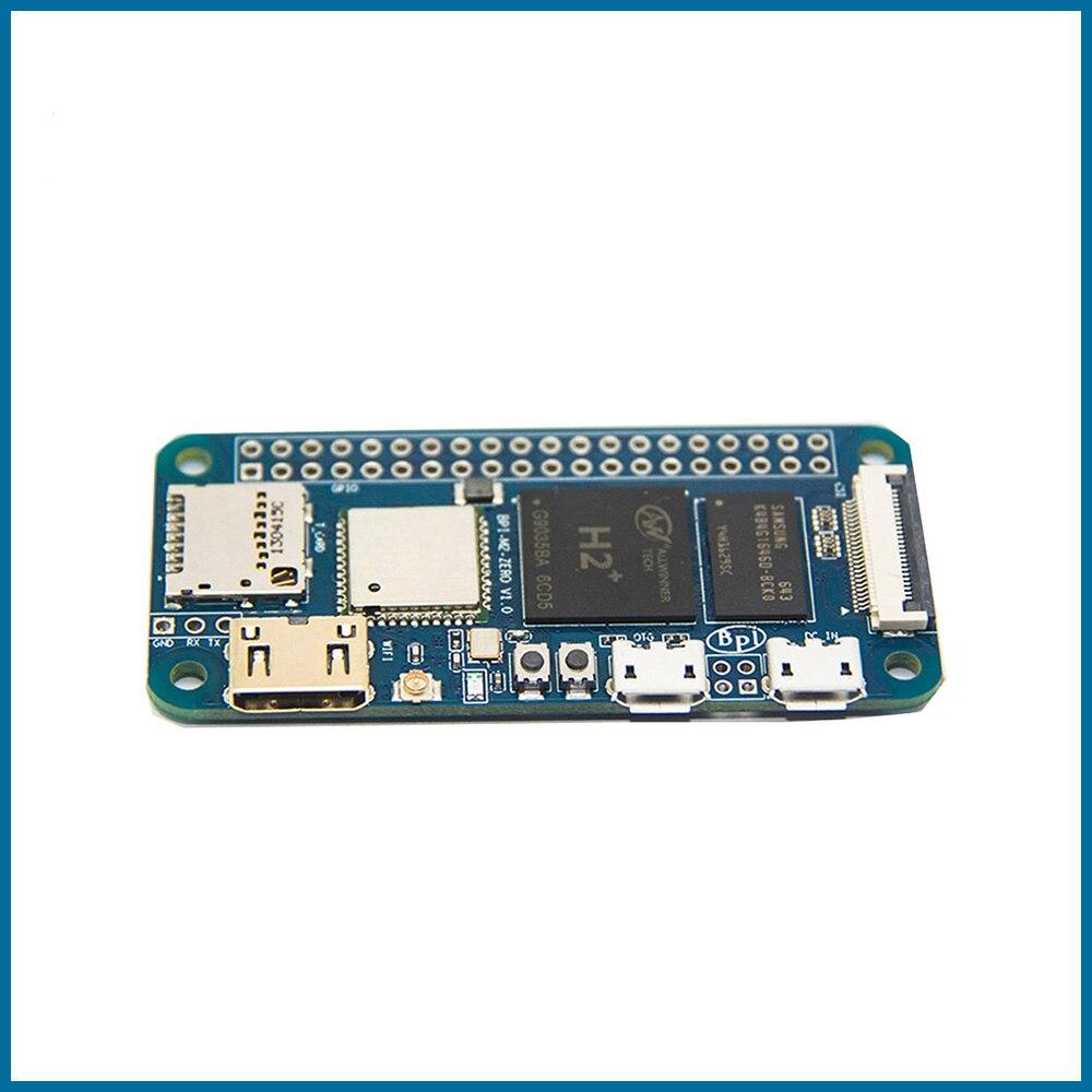 S ROBOT Banana Pi M2 Zero BPI-M2 Zero Quad Core Single-board Development Board Computer Alliwnner H2  BPI3
