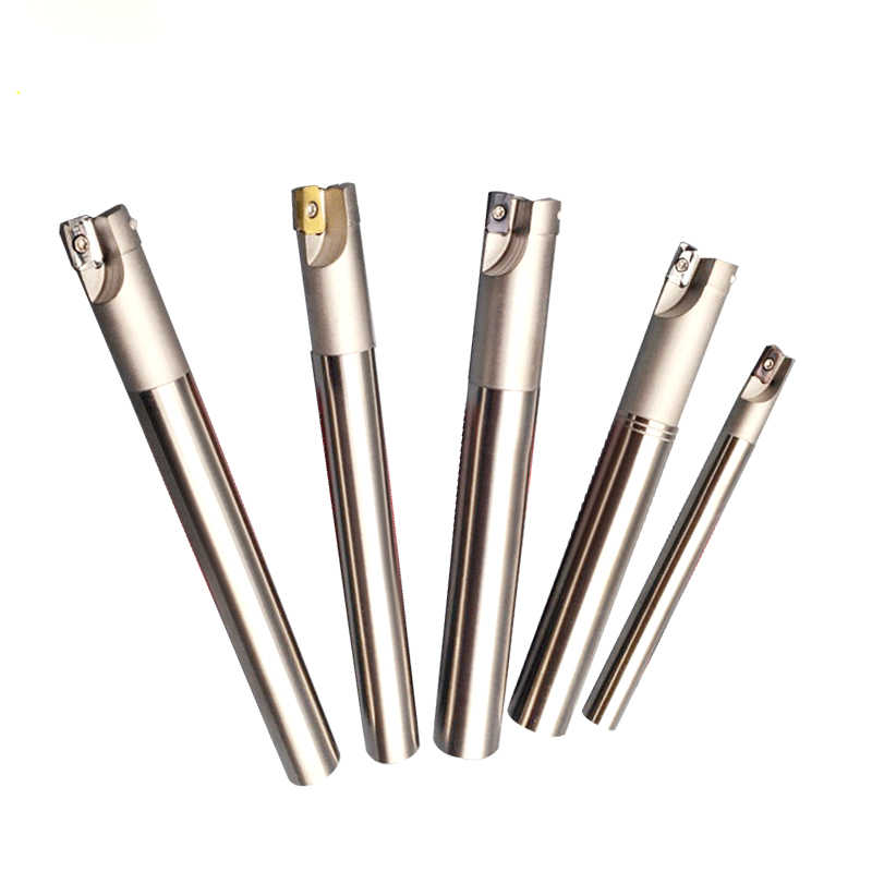 Bap 400r C24-25-150 C24-25-200 C24-25-250 2 t suporte de trituração 24mm haste alta qualidade bap400r para apmt1604 inserções de carboneto de trituração
