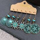 3Pair Jewelry Ethnic...