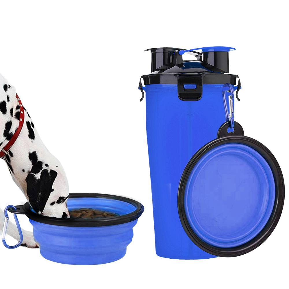 dog feeding cup