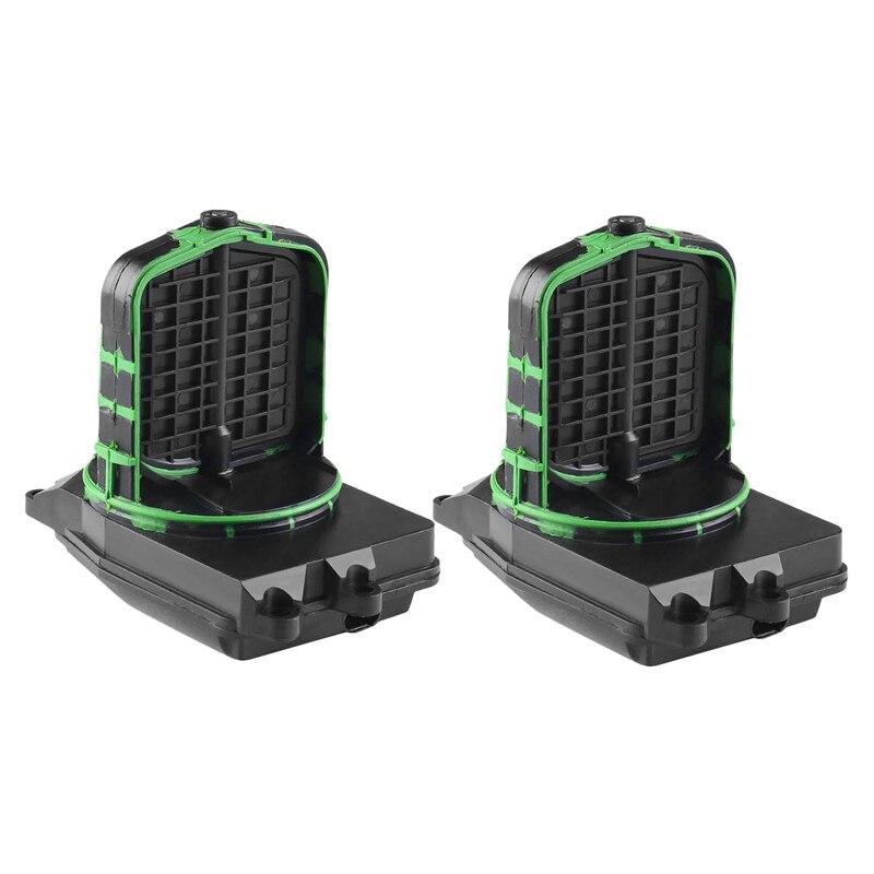 2X collecteur dadmission unite de reglage DISA vanne Compatible pour BMW 135I 328I 530I 528I X5 Z4 11617522929 11617579114 11617560537