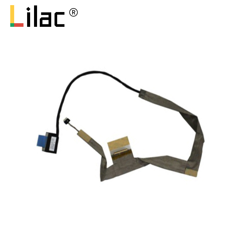 Video screen Flex wire For DELL <font><b>ALIENWARE</b></font> 18 R1 <font><b>M18X</b></font> <font><b>R3</b></font> VAS10 laptop LCD LED LVDS Display Ribbon cable DC02001OA00 02VVRT image