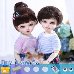 New Arrival Dara doll bjd Agon & Ghia 1/6 bjd movable Jointed fullset complete professional makeup Girl Birthday Gift