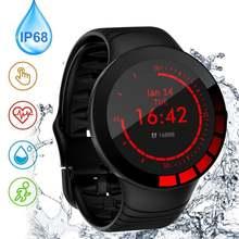 Смарт часы ip68 Водонепроницаемые модные спортивные Шагомер