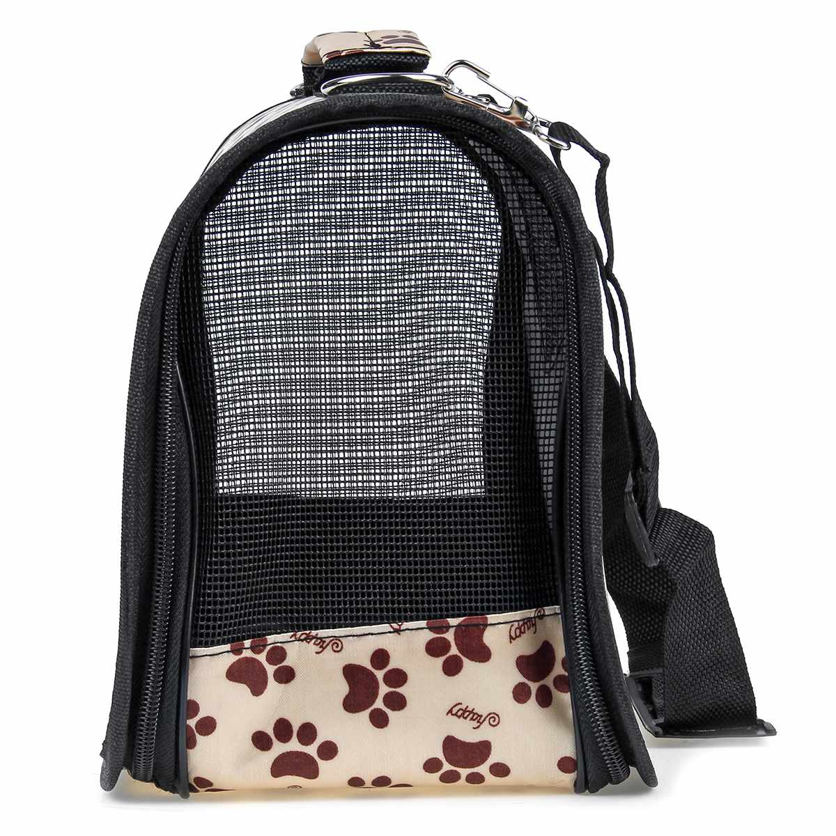 1Pc Comfortable Folding Pet Carrier Bag