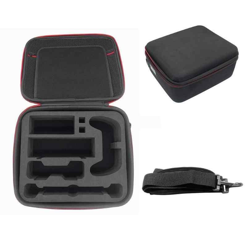 ALLOYSEED แบบพกพา Hard Shell ป้องกันกระเป๋าถือสำหรับ Nintendo Switch เกมคอนโซล Gamepad Controller กระเป๋า