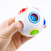 1pc Antistress Cube Kids Puzzles Educational Coloring Learning Toys for Children Adults Desk Office Anti Stress Boys Girls