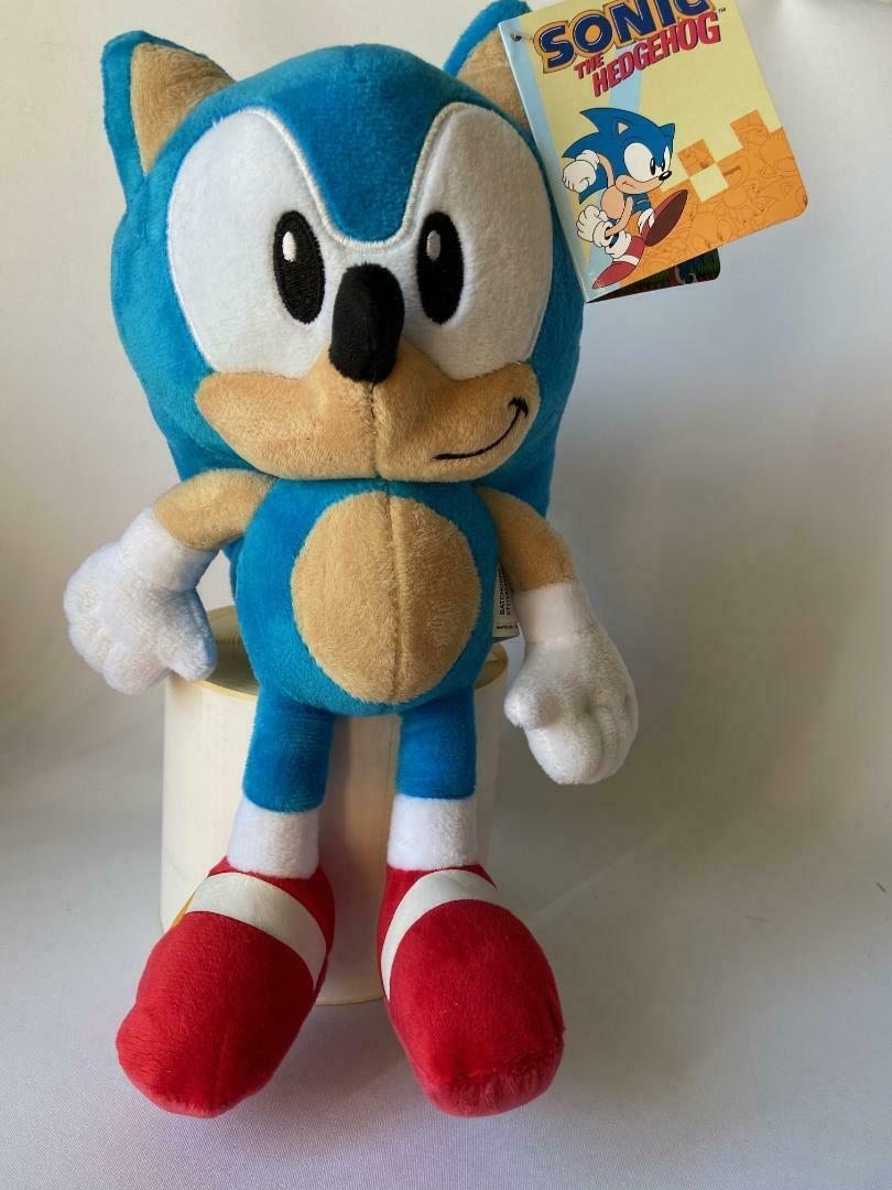 The Hedgehog Stuffed Plush Toy Classic 30CM With Tags