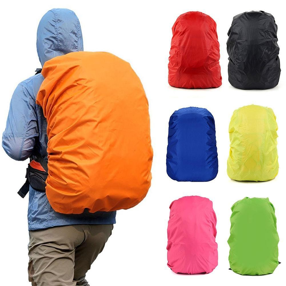 30-40L Colorful Climbing Dust Raincover Rain Cover Backpack Wear-Resisting Waterproof Bag Camo Tactical Outdoor Camping Hiking