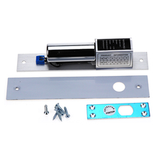 Electric Bolt Mortise Door Lock Electronic intelligent Stainless Steel Heavy duty Fail Safe Drop Door Access Control Security