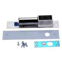 Elektrische Bolzen Einsteckschloss Türschloss Elektronische intelligente Edelstahl Heavy duty Fail Safe Drop Tür Access Control Security