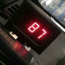 Универсальный цифровой датчик температуры воды наборы и разъем датчика для автомобиля Engin