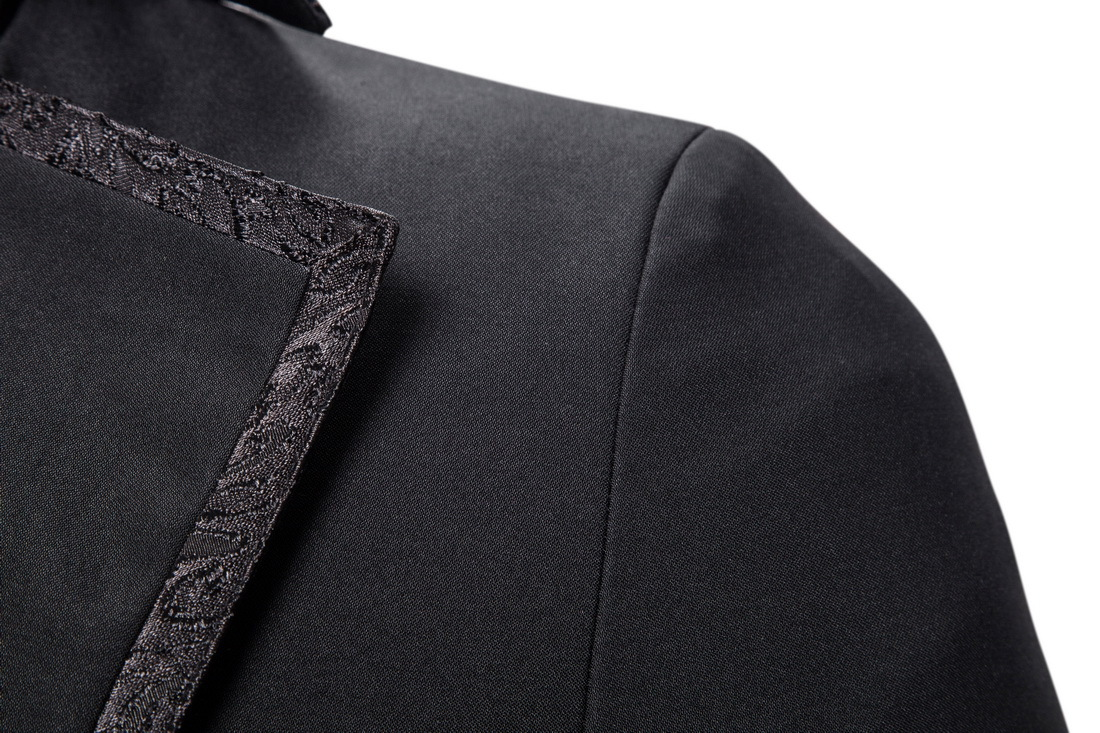 YJ031 di Nuovo Modo di Autunno E di Inverno di Abbigliamento Signore Abito da Sera Mens Giacche - 4