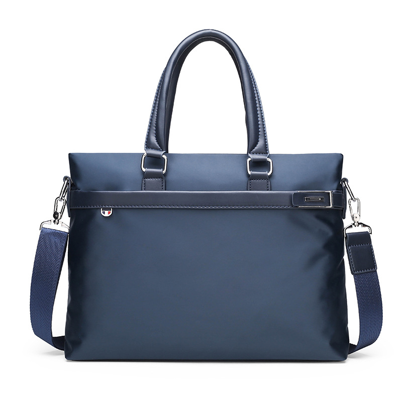 Fashion Waterproof Men Handbag Laptop Shoulder Bags Men's Hand Bag Business Briefcase Bag Male 2019 New Computer Bag For Male