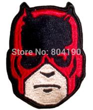 3 55 #8222 Daredevil komiks agenci munduru film TV kostium Cosplay haftowane żelazko na łacie tanie tanio CN (pochodzenie) 48-187-2 as picture Guangdong China (Mainland)