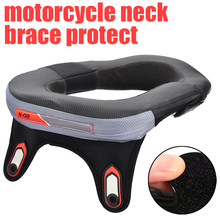 For Motocross Outdoor Racing 1PC Motorcycle Neck Brace Protector Protective Protection Gear Relieve Fatigue