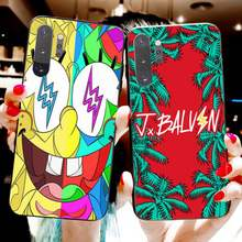 J Balvin DIY Printing Phone Case cover Shell For Samsung Note 7 8 9 10 pro Galaxy J7 J8 J6 Plus 2018 Prime(China)