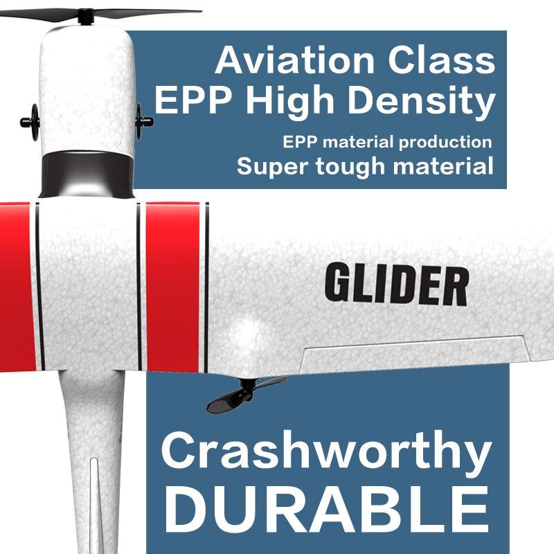 Z53 RC avion EPP mousse planeur RC avion gyroscope 2.4G télécommande envergure Cessna 182T électrique extérieur aile fixe avion jouet 3