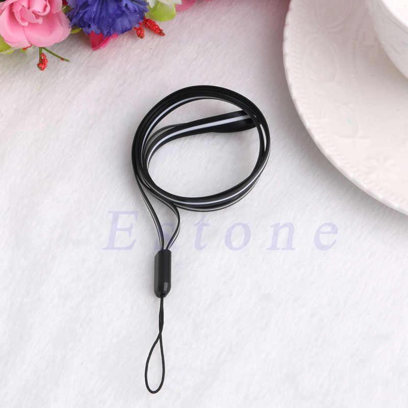 Correa de cuello cordón para MP3 cámara de teléfono móvil USB Flash Drive tarjeta de identificación