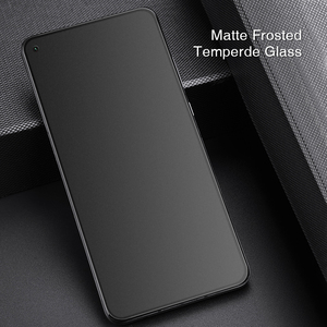 Image 2 - 3 1/PCS Matte protective Glass For Honor 10 9 P40 lite 8x 7x Screen Protector Tempered glass for huawei p30 p20 Y5 Y6 Y7 Y8 P S