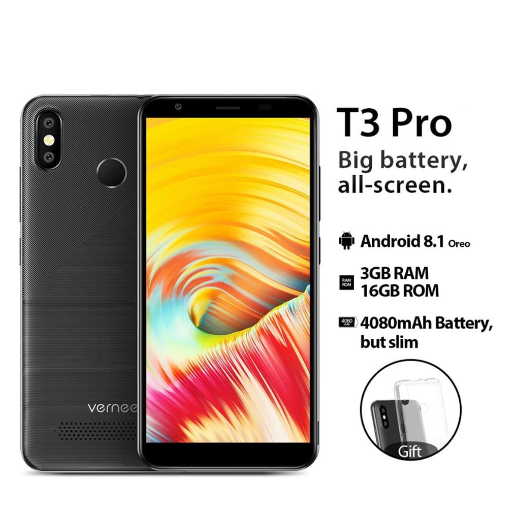 Vernee T3 PRO SmartPhone 3GB RAM 16GB ROM 5.5