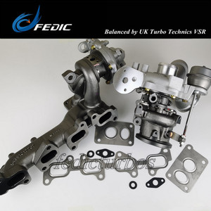 Image 2 - Турбонагнетатель R2S KP35K04 10009700065 53049880102 турбина турбонагнетатель для VW Amarok 2,0 BiTDI 120 кВт 163 л.с. CFCA 2010