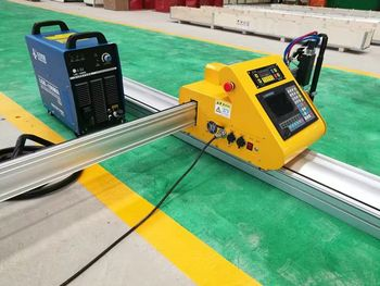 China Portable CNC Plasma Cutting Machine Metal Cutting Cutter Machinery Price 2